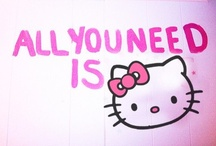 Hello Kitty :) / by Mandi Felan