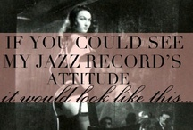 If My Record Had an {Attitude}  / The Attitude Vision Board for my Debut Jazz Record:
