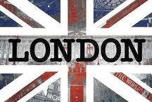 London / by Janice Bell
