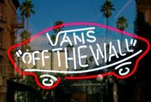 Vans. / by Mandi Felan