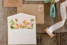 wedding * stationery