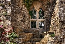 Doors & Knobs, Windows, Shutters, Sills & Keyholes... / A fascination with doors, widows, shutters etc...J