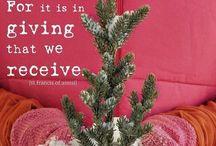 Gratitude, Abundance & Intention...