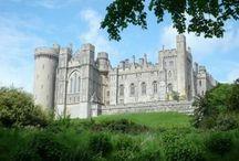 Castle's, Palaces, old Churches, Steeple's, Abbey's, Temples, old or quaint Villages, Ruins, Graveyards etc...