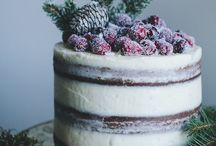 Cakes...a work of art and delicious toooo...