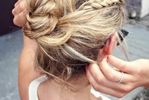 Hairdo and make up / by Melissa Isfauzia