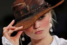 Hats and Headdresses, Evening Bags,  Muffs, Parasols, Hair Combs and Pins over the years...