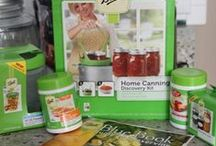 Canning & homemade items / by Sheral Robinson