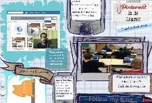 Digital Teaching / This board has pins connect technology and education. This includes but is not limited to websites, apps, ideas from educators, Google support, etc.  / by Senetria Blocker