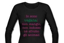 """Pensieri Vegani: beneficenza per Ippoasi / T-shirts, felpe e accessori (uomo-donna-unisex) per indossare la propria etica vegana e antispecista e portarla per il mondo!  IIL RICAVATO VERRA' INTERAMENTE DEVOLUTO ALL'IPPOASI, """"LA FATTORIA DELLA PACE"""", RIFUGIO PER ANIMALI DA REDDITO IN TOSCANA - www.ippoasi.org."""