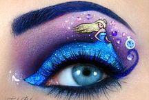 Lizzy's future halloween makeup