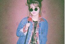 80's/90's fashion costume