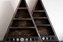 furniture/storage / by Alyssa Landa