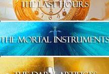 The Mortal Instruments/The Hunger Games/Teen Wolf/Harry Potter