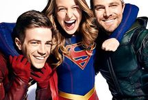 Cw World / Arrow, The Flash, Supergirl