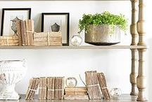 {Home Decor} Shelving