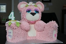 Cake / A collection of cakes that I Love / by Hollee Cakes