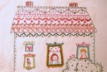 Embroider / Doodling with thread is my idea of a good time! / by Meleah Stiles