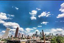 Atlanta / Forever we love Atlanta.