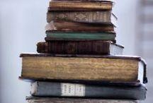 Inspire: Bibliophile / by Ashley Bodley