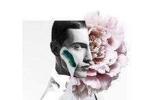 Art: Cut + Paste / Collage art / by Julia Guo