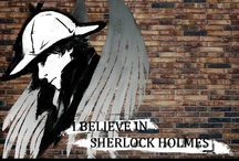 Sherlock BBC Obsession / where I can fangirl about Sherlock :] / by Karin Kuo