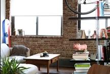 to live / #interior #home #boho #deco #plants