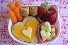 Lunch made with love & a side of laughter / by MaMa Cyn
