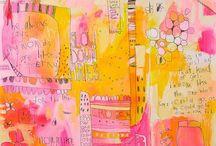Art journal inspiration