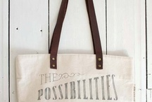 [ Tote Bags ] / Must-have for shopping days.