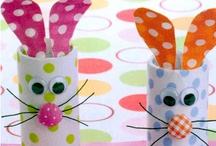 Hoppy Easter! / Easter recipes, arts and crafts, diy projects etc... / by Diana LadyD Rivas