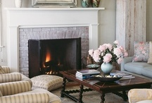 Fireplace / by Ruby-Roux Photography