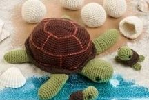 Crochet Projects / by Stephanie Fortier