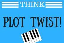 Upbeat Piano Quotes