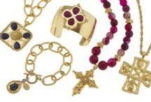 Semi-Precious Stones / Susan Shaw Jewelry incorporating semi-precious stones