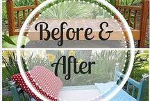 {Home Decor} Before & After