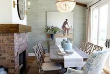 Inspiring Interiors - Dining Areas & Breakfast Nooks