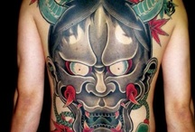 Tattoos / by Justin Cohlmeyer