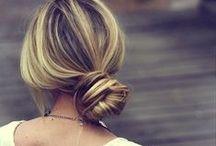 hair.  / by Ashley Burgess