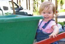 Garden: Kids / Kids in the garden & gardening with children