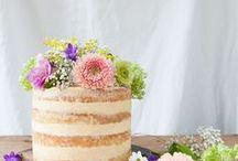 Cakes  / by Maria Martinez-Celis