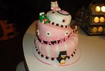 Cakes by my mom, Nikola Clapp / by Heather Botzko
