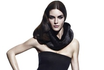 Max Mara - Hilary Rhoda by Mario Sorrenti / Great series for Max Mara, with the gorgeous Hilary Rhoda shot by Mario Sorrenti.