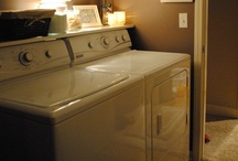 For the Home - Laundry Room / by Heather Botzko