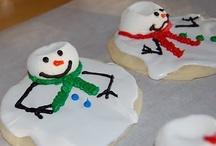 Christmas Cooking - Cookies / by Heather Botzko