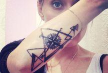 Tattoos / by Braydon Telford