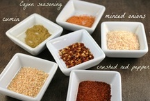 Recipes: Spices / by Billie Hillier