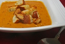 ~ Soup Recipes / All soup and stew recipes that I want to try {or have tried}. / by Billie Hillier