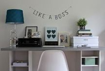my home away from home / Personalized items and décor to make my home and work office more stylish, creative and user friendly. / by Michele Batye