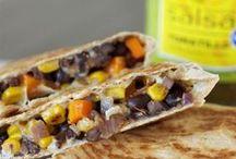 ~ Quesadilla Recipes / by Billie Hillier